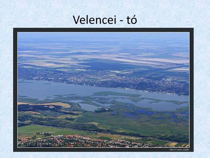 Velencei - tó