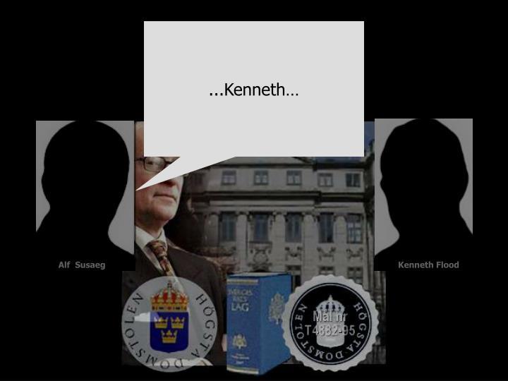 Kenneth Flood