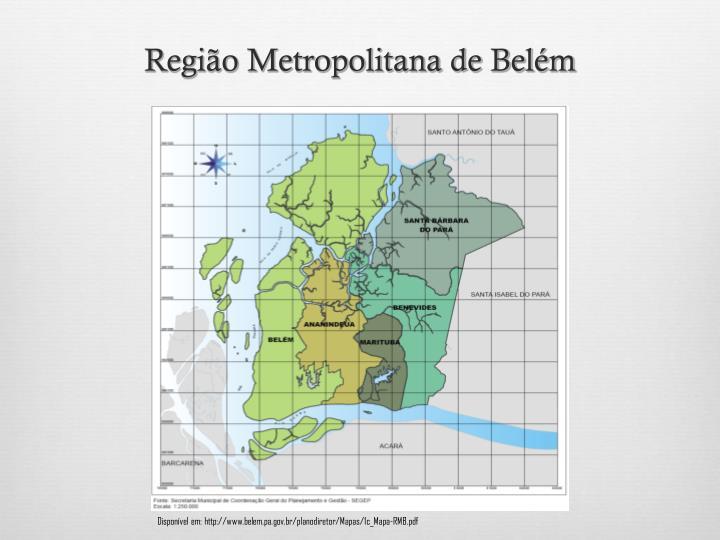Região Metropolitana de Belém
