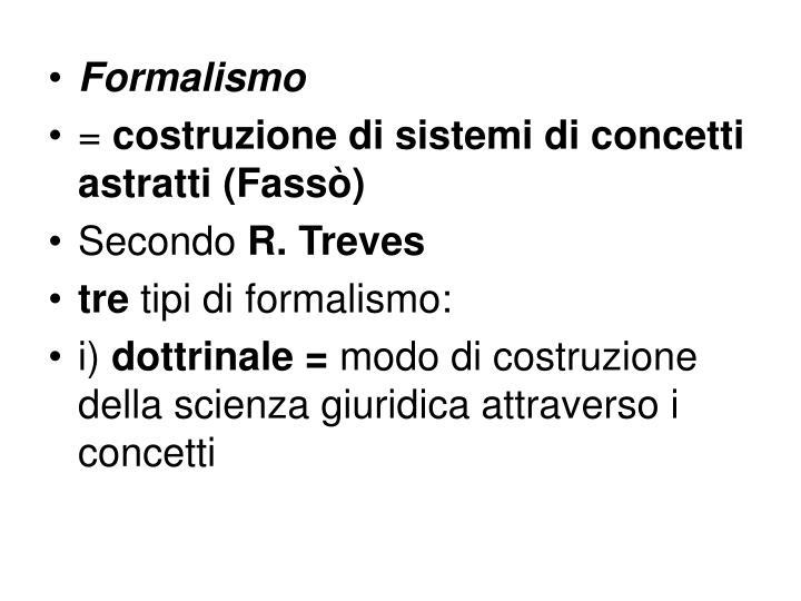 Formalismo