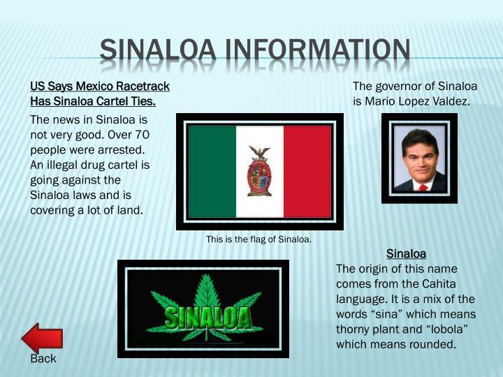 Sinaloa Information