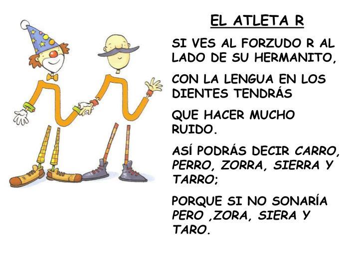 EL ATLETA R