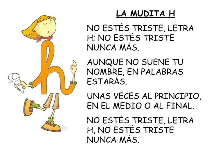 LA MUDITA H