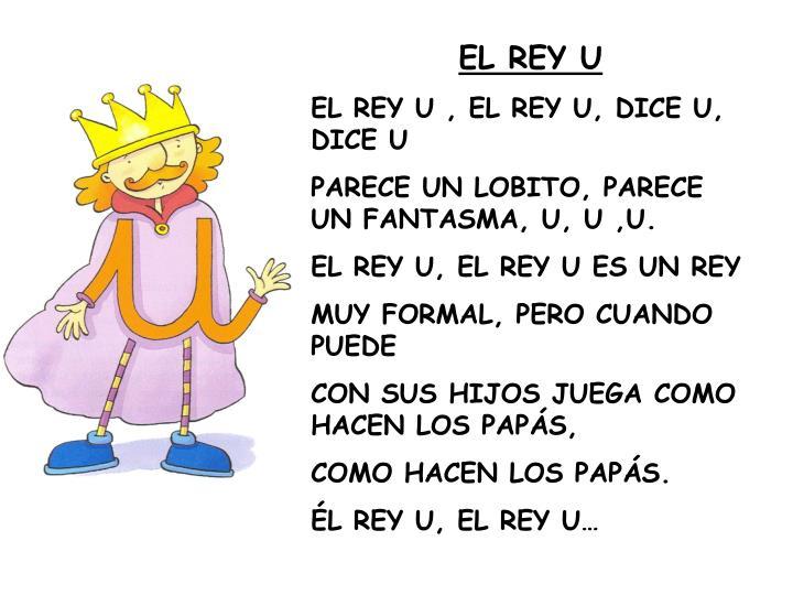 EL REY U