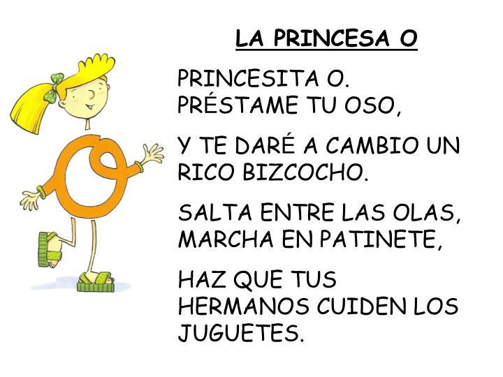 LA PRINCESA O