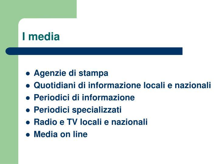 I media