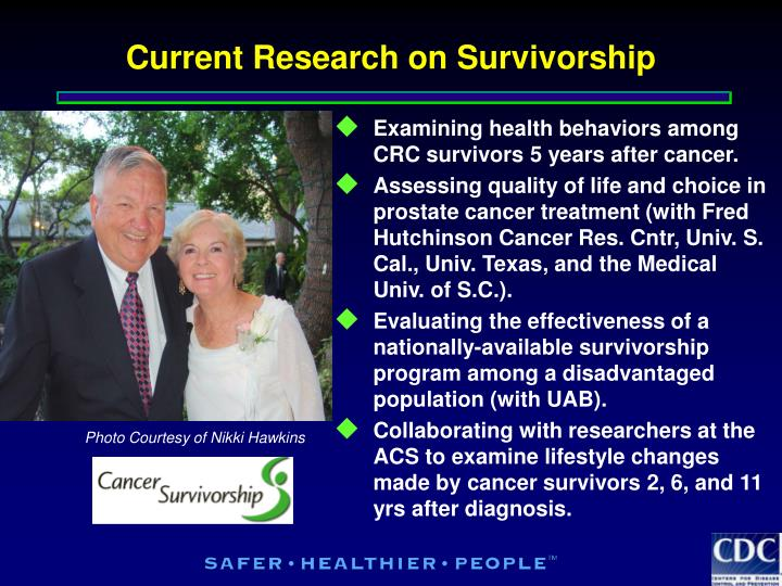 Current Research on Survivorship