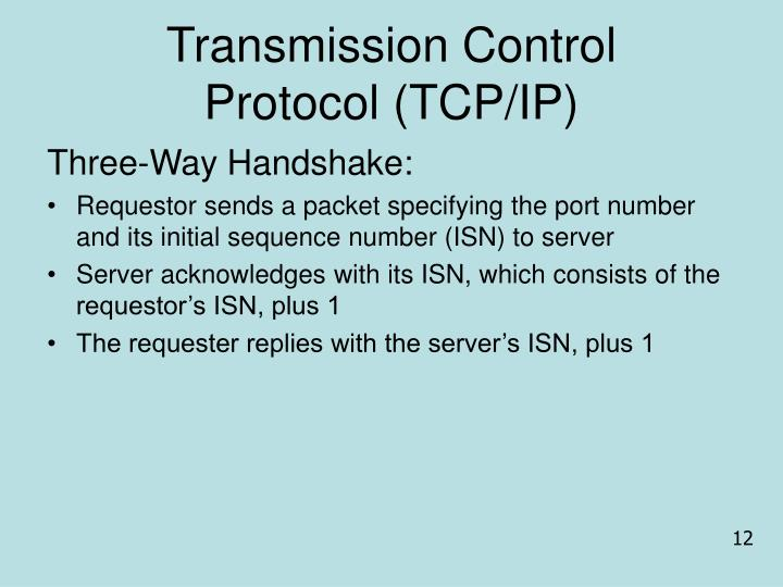 Transmission Control