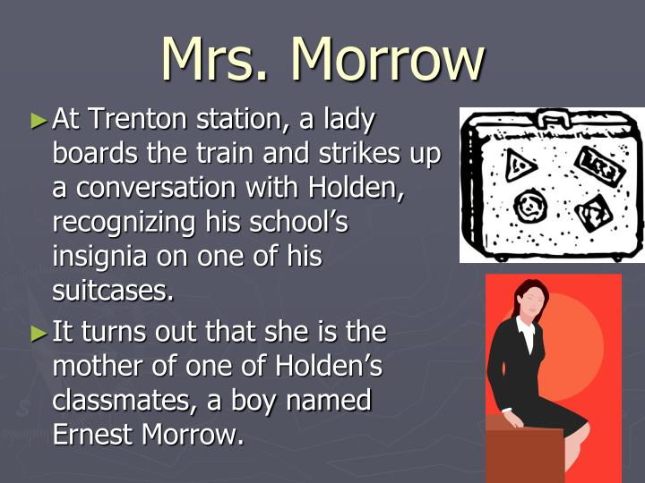 Mrs. Morrow