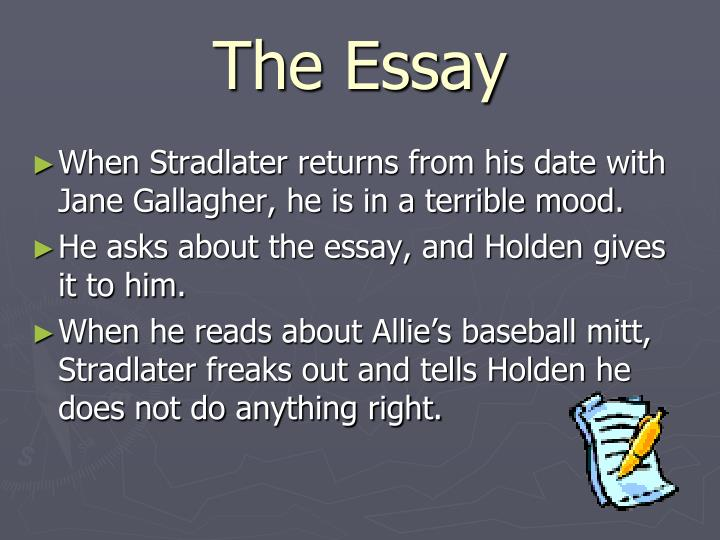 The Essay