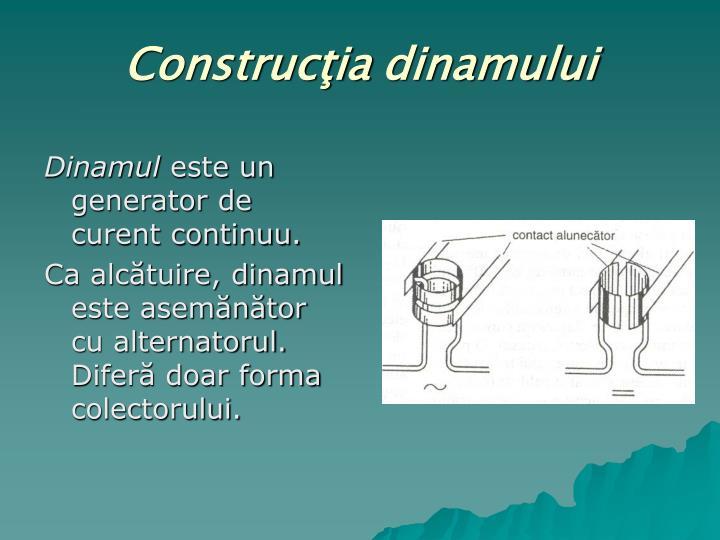 Construcţia