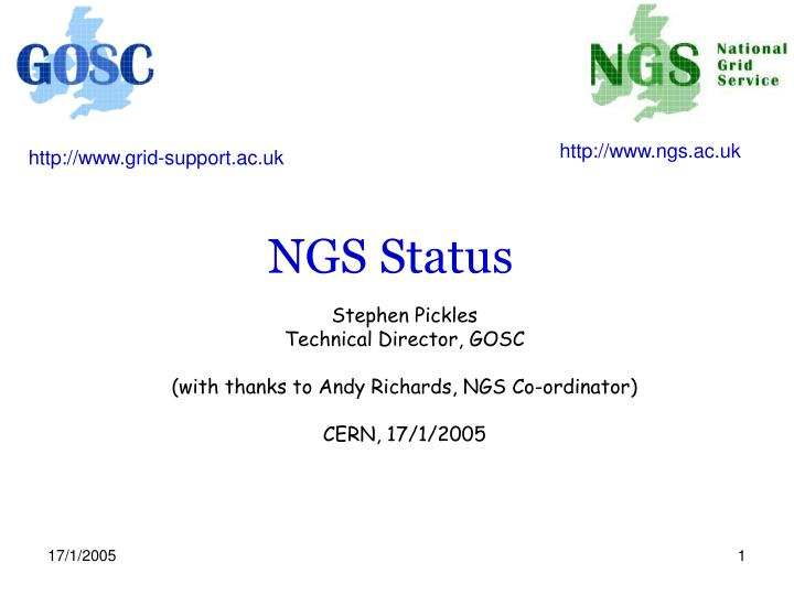 http://www.ngs.ac.uk