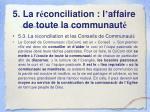 5 la r conciliation l affaire de toute la communaut2
