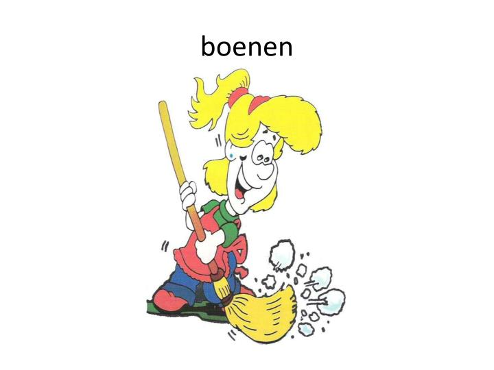 boenen