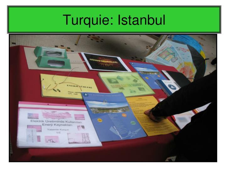Turquie: Istanbul
