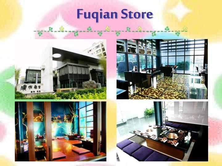 Fuqian Store