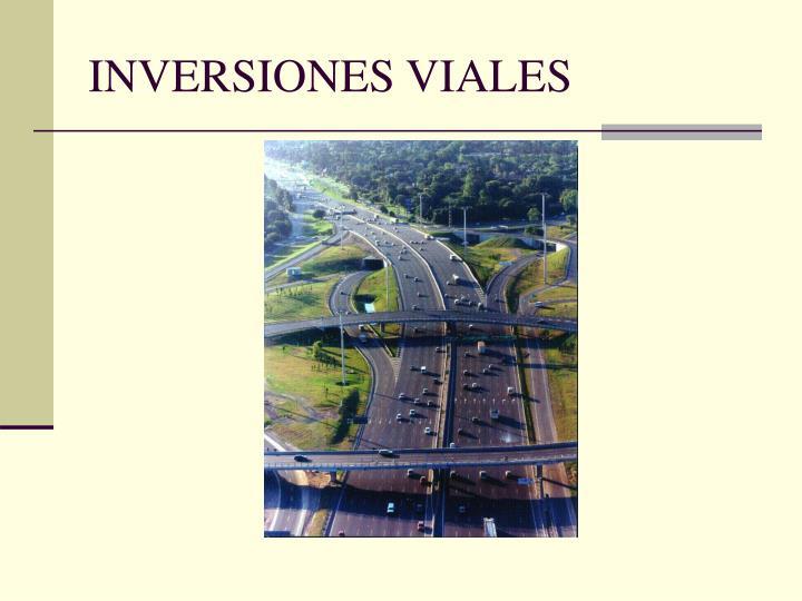 INVERSIONES VIALES