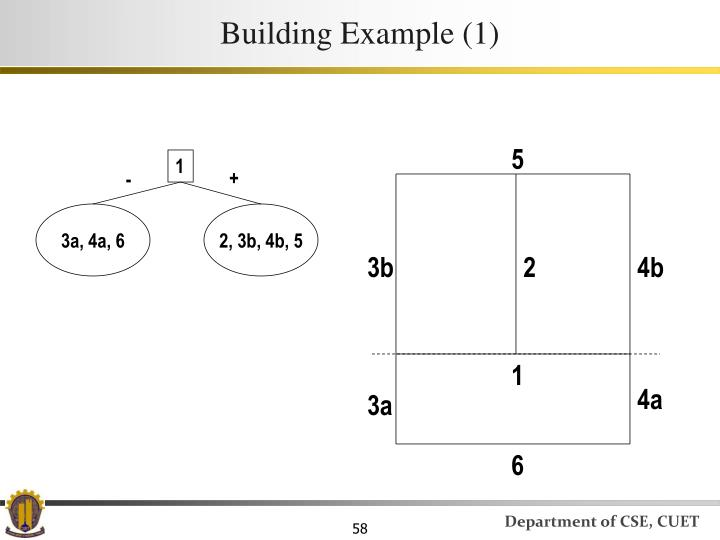 Building Example (1)