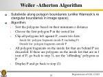 weiler atherton algorithm