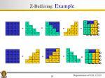 z buffering example1