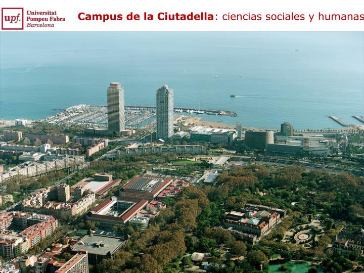 Campus de la