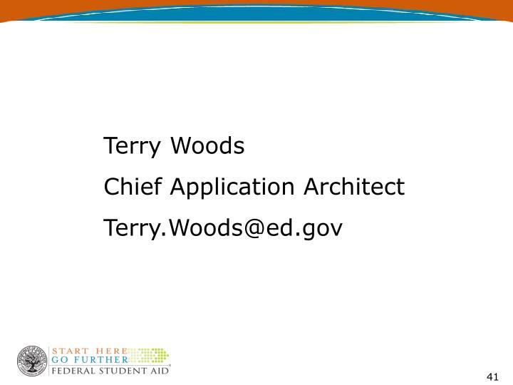 Terry Woods