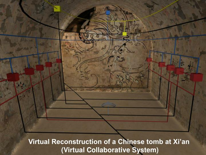 Is the 3D modeling sufficient to show and explain the tomb iconographic complexity?