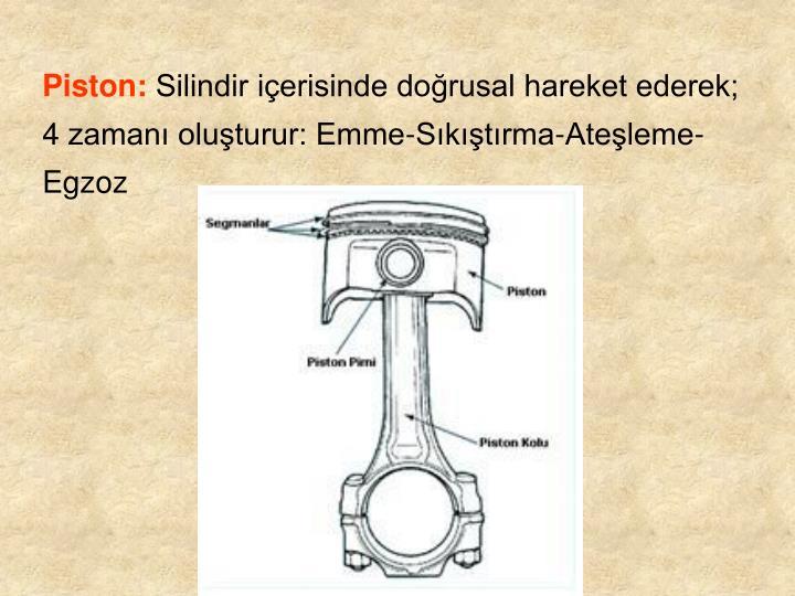 Piston: