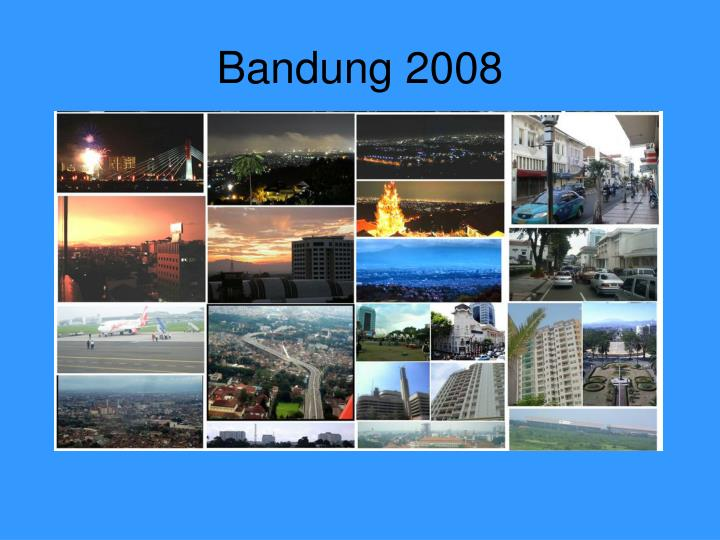 Bandung 2008