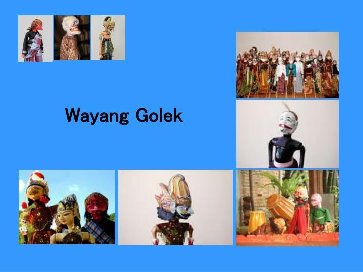 Wayang Golek