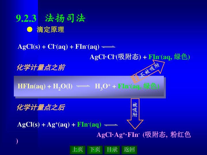AgCl(s) + Cl