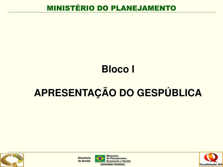Bloco I