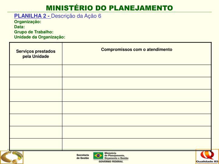 PLANILHA 2 -