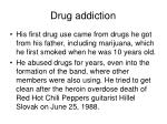 drug addiction1