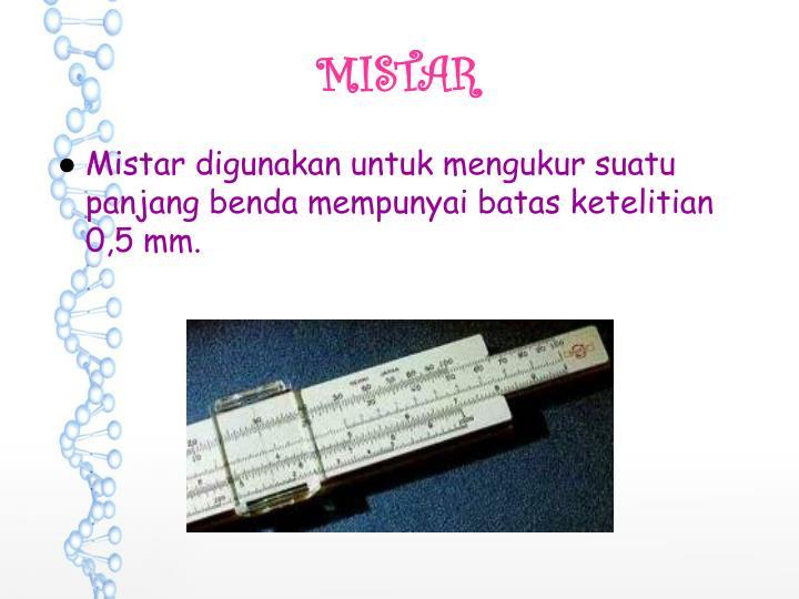 MISTAR
