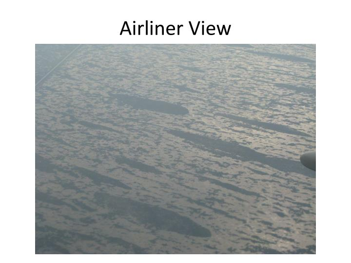 Airliner View
