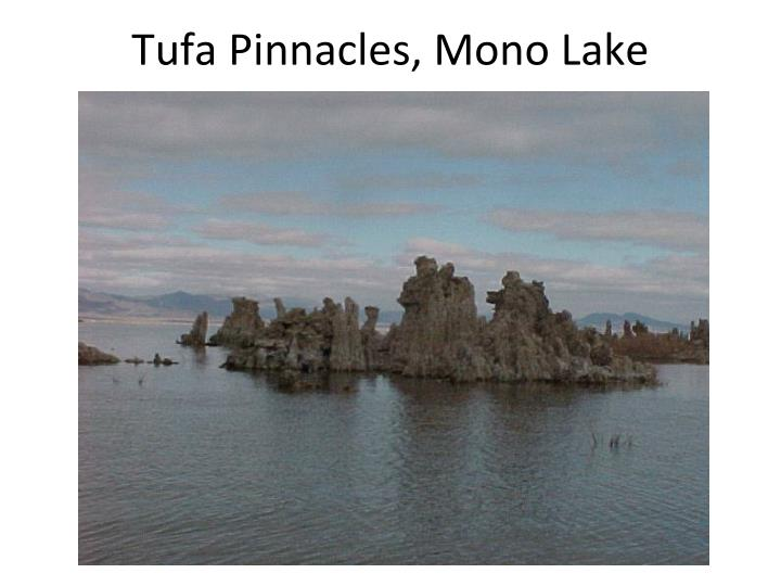 Tufa Pinnacles, Mono Lake