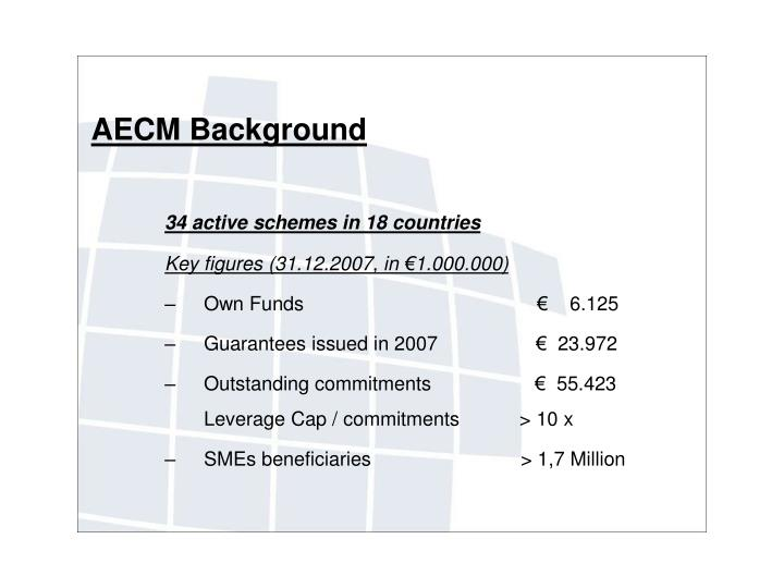 AECM Background