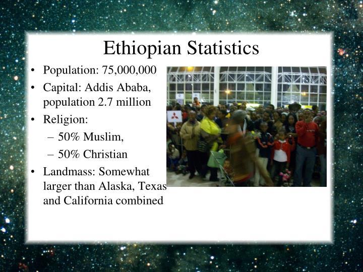 Ethiopian Statistics