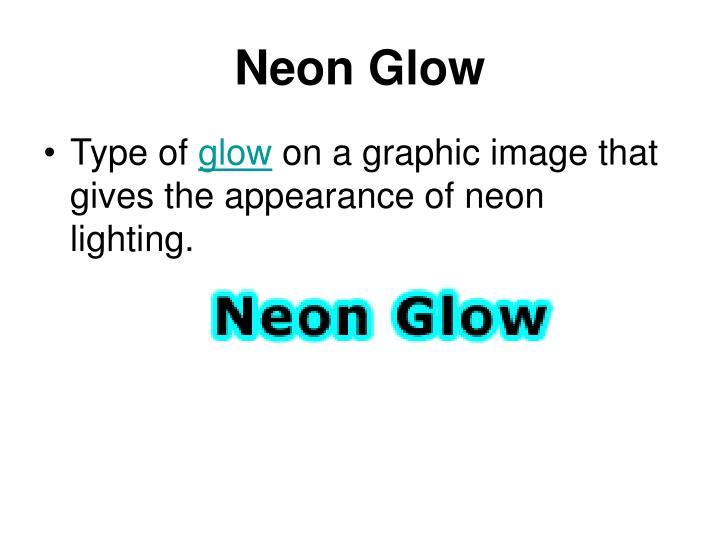 Neon Glow