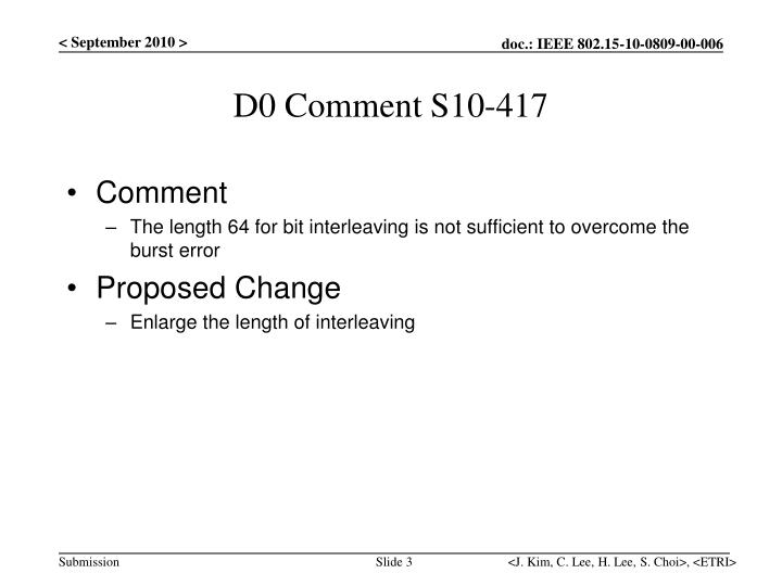 D0 Comment S10-417