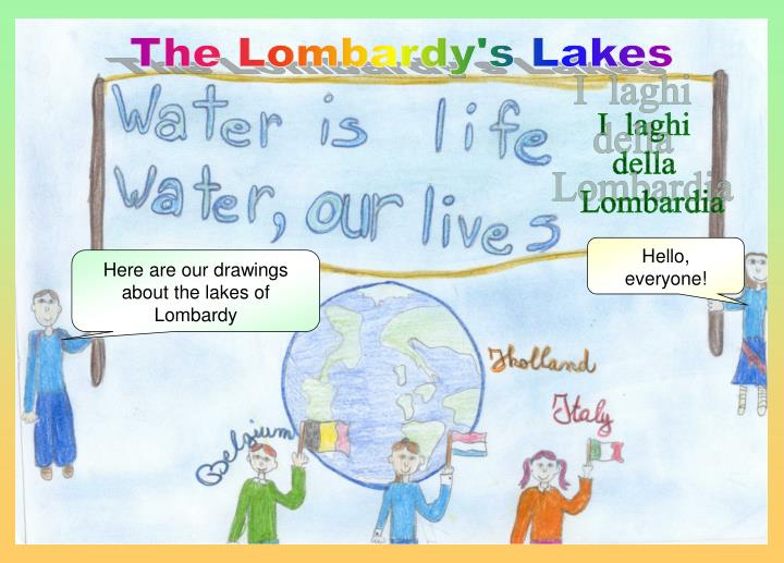 The Lombardy's Lakes