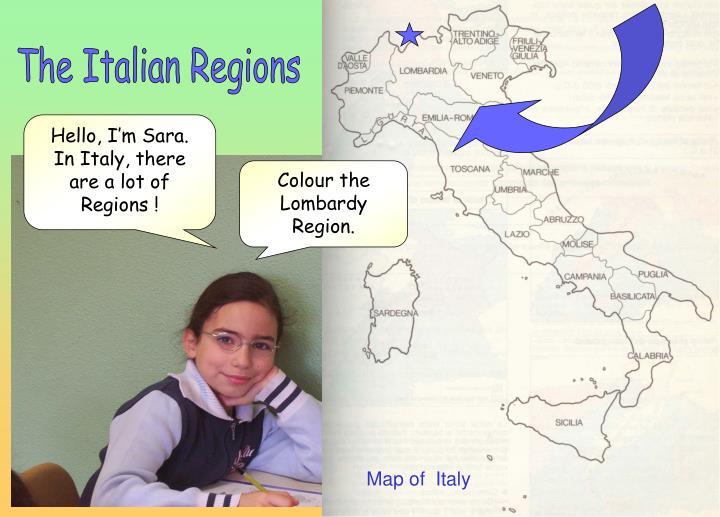 The Italian Regions
