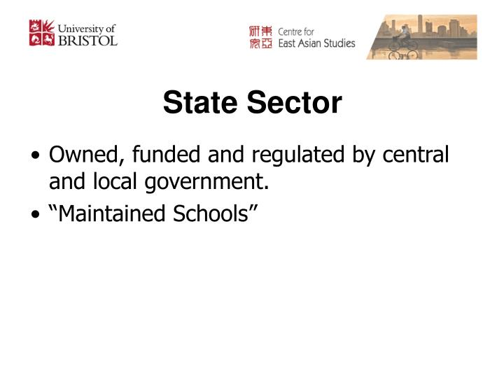 State Sector