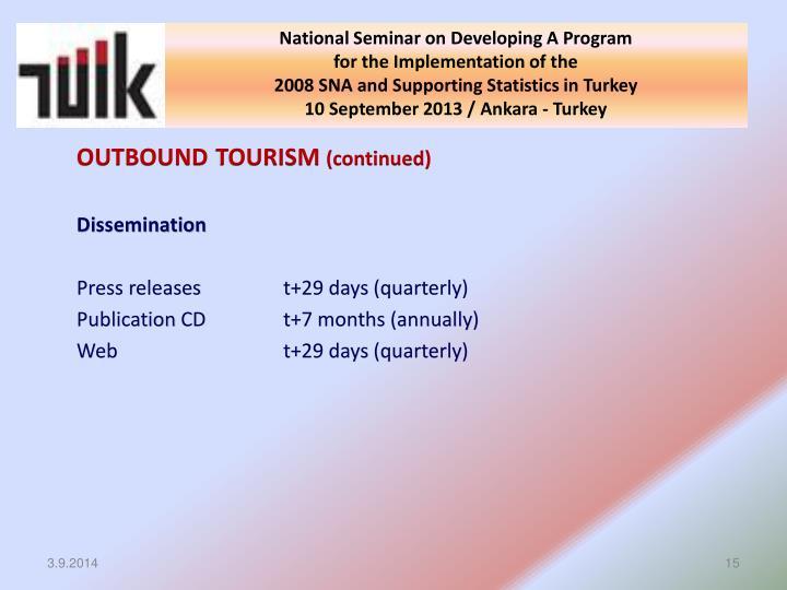 National Seminar on Developing A Program