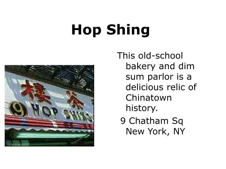 Hop Shing