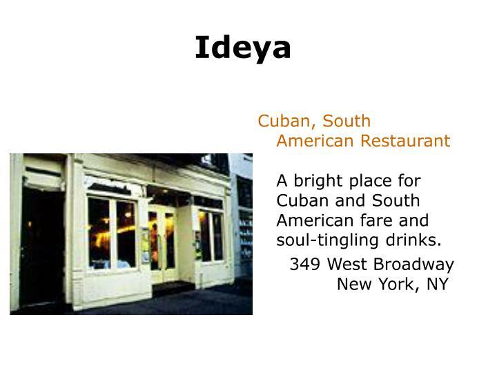 Ideya
