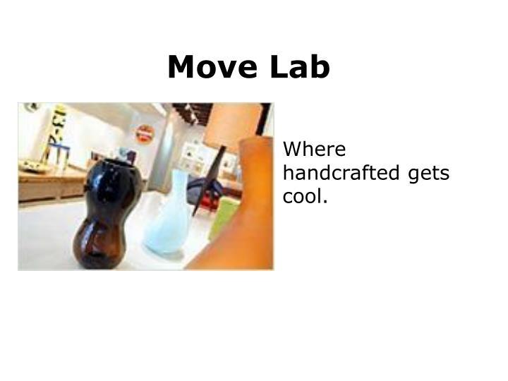 Move Lab