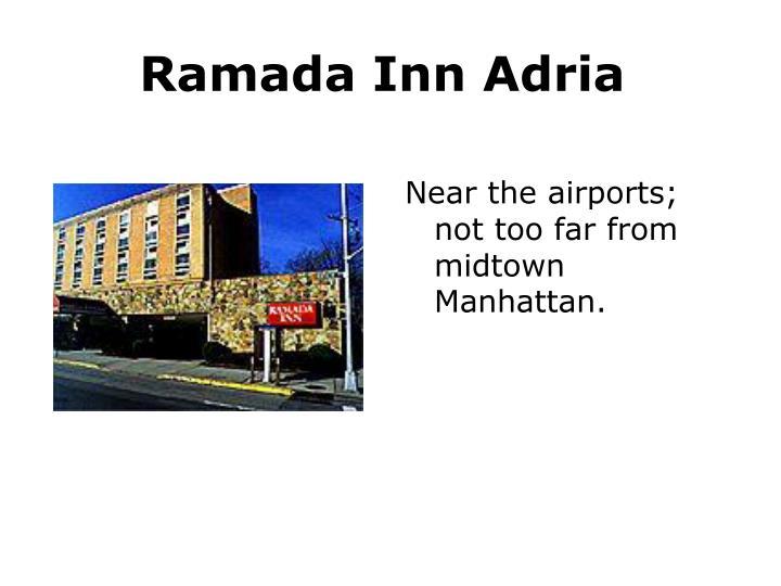 Ramada Inn Adria