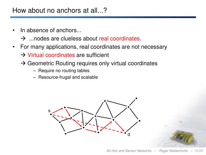 How about no anchors at all...?